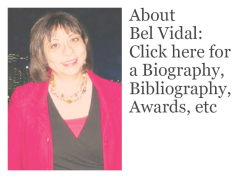 About Bel Vidal - biography, bibliography, awards